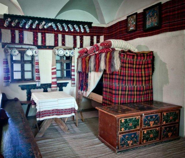 Muzeul Tarii Fagarasului Valeriu Literat  Romania Turistica  100%