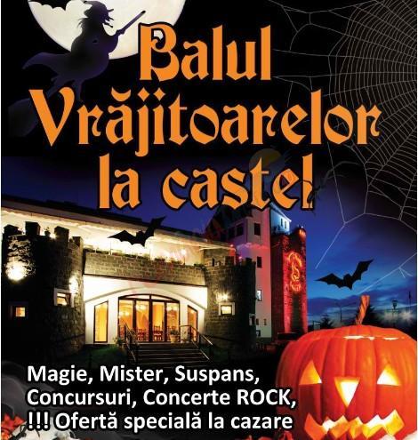 BRASOV Halloween 2017 - Acasa la Contele Vampir Dracula