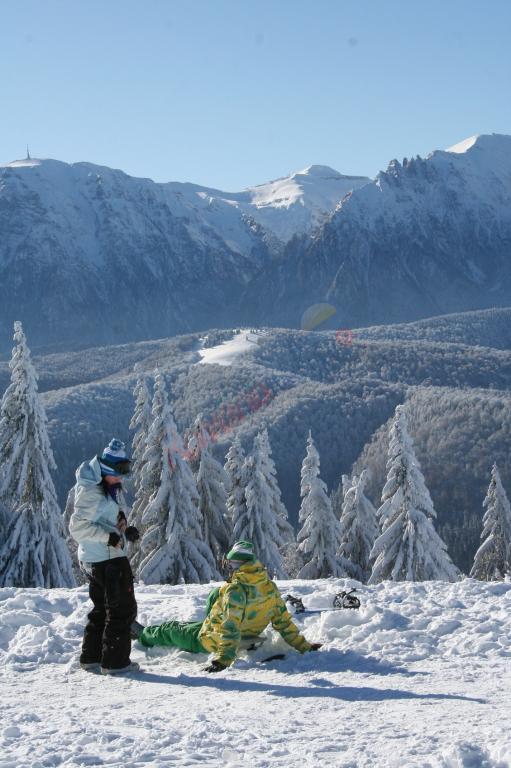 BRASOV Weekend  la Schi in Romania, 2021