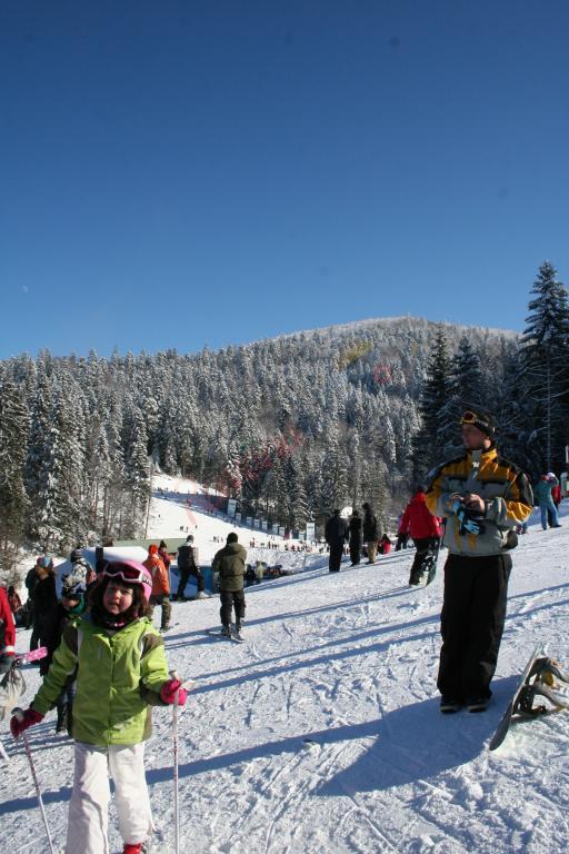 BRASOV Weekend  la Schi in Romania, 2017