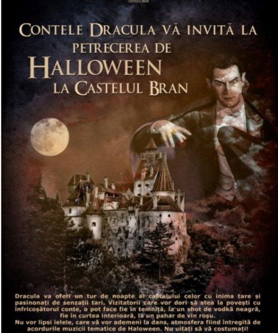 BRASOV Weekend Halloween pentru copii la Bran