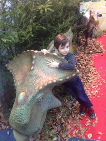 BRASOV Excursie in lumea fantastica a dinozaurilor
