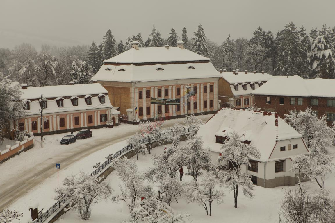 SIBIU Craciun 2021 Baroc la Palatul Brukenthal