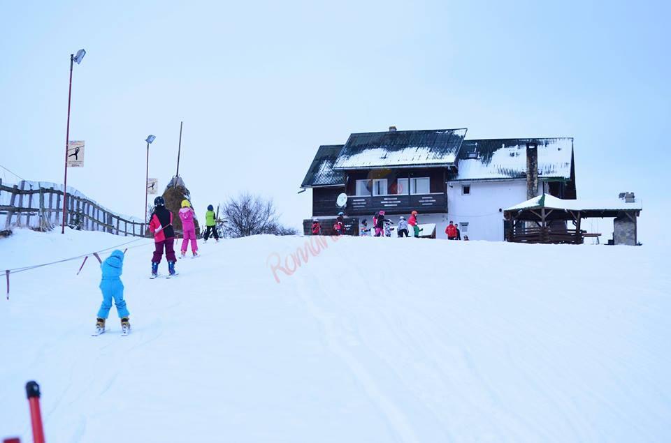 BRASOV Tabara de Iarna la Fundata 2017
