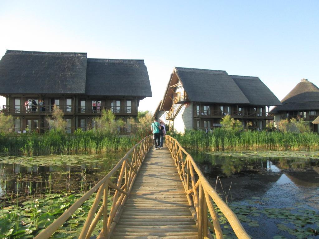 TULCEA Oferta Delta Dunarii 2017 -  Green Village Sfantu Gheorghe