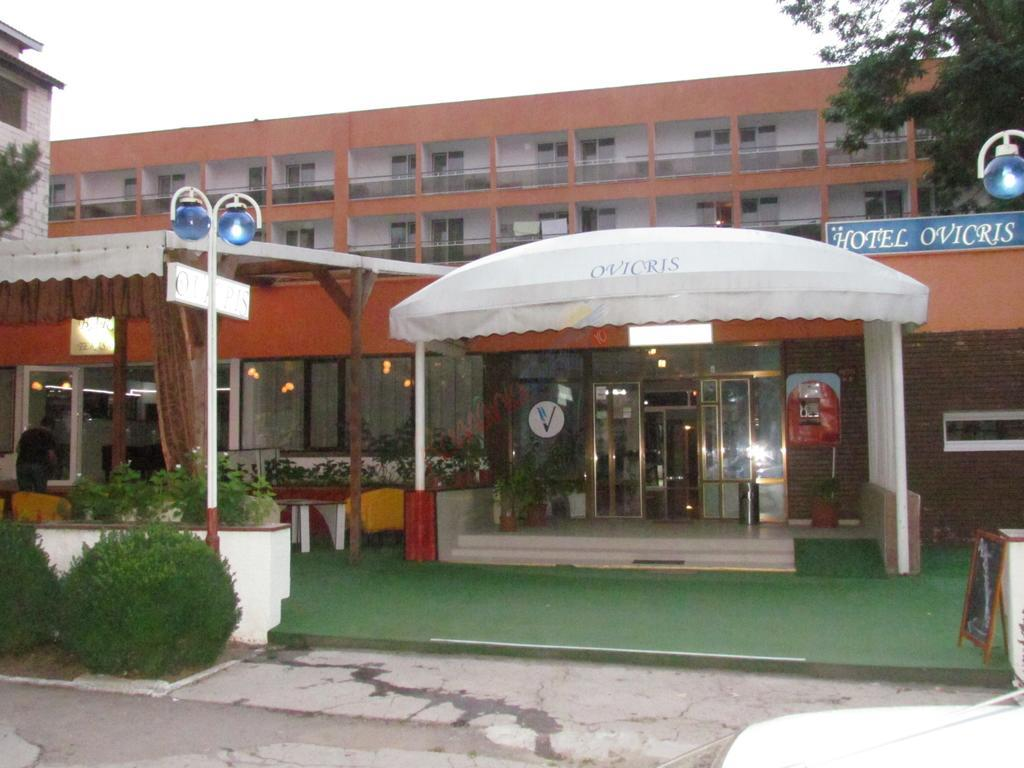 CONSTANȚA Oferta Litoral 2021 - Hotel Ovicris  Eforie Nord