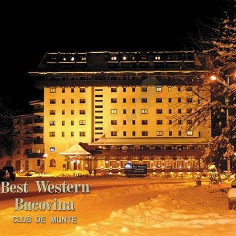 SUCEAVA Craciun in Bucovina All Inclusive - Best Western Bucovina  Gura Humorului