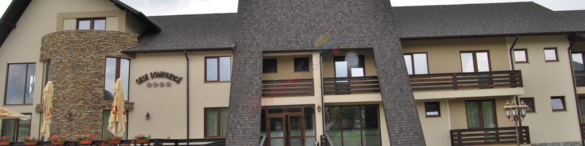 SUCEAVA Craciun 2020 in Bucovina  - Casa Domneasca Cacica