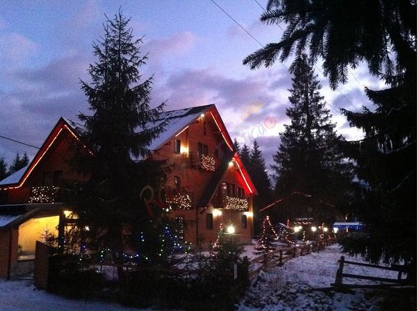 SUCEAVA Revelion 2018 in Bucovina - Dorna Arini