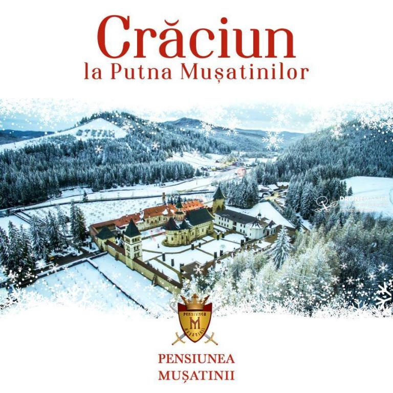 SUCEAVA Craciun 2020 in Bucovina -  Pensiunea Musatinii Putna
