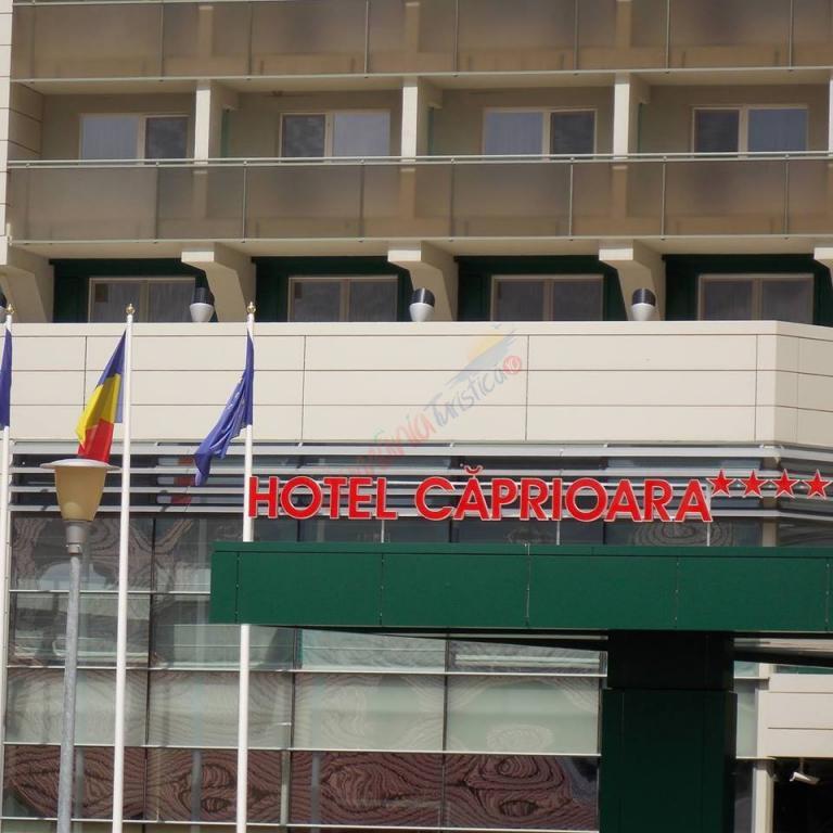 COVASNA Craciun de vis la Covasna - Hotel Caprioara