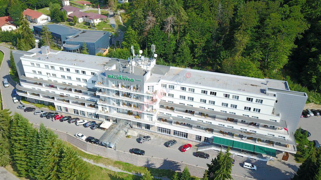 COVASNA Revelion 2021 la Balvanyos - Grand Hotel