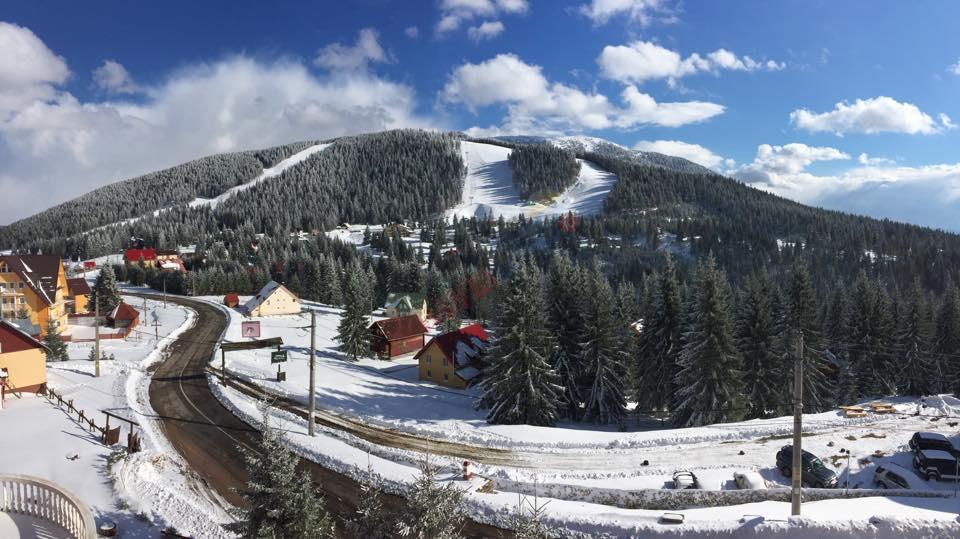 BIHOR O saptamana la schi in statiunea Vartop