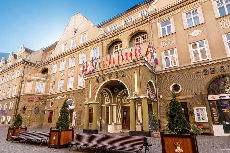 BRASOV Revelion 2021 la Brasov  -  Hotel Coroana