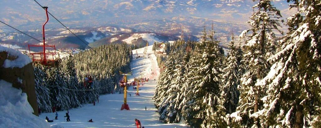 HUNEDOARA Vacanta la Ski in Parang
