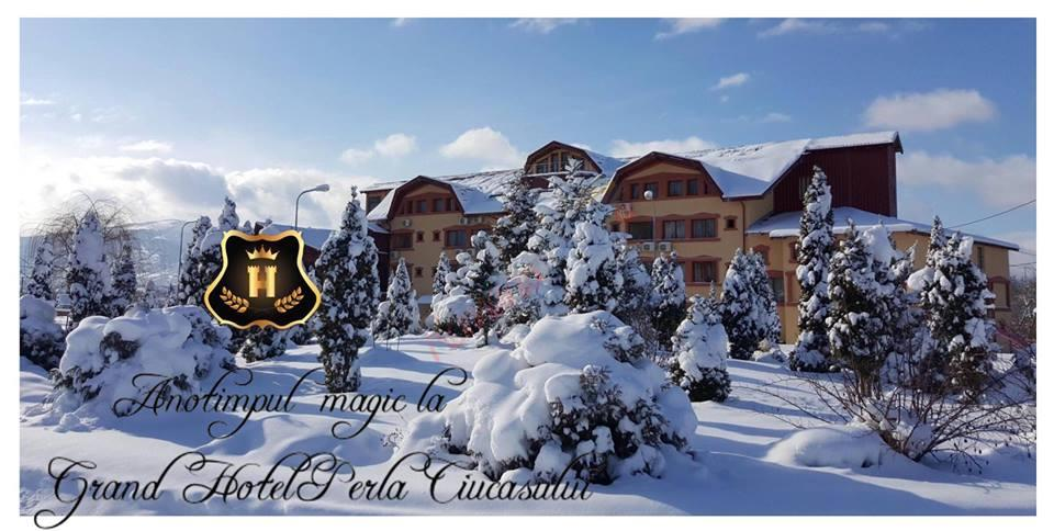 BRASOV Revelion 2021 la Poalele Ciucasului - Grand Hotel Perla Ciucasului