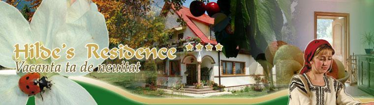 SUCEAVA Oferta Paste 2021 in Bucovina - Pensiunea Hildes Residence Gura Humorului