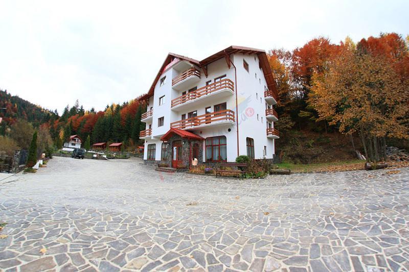 MARAMURES Sarbatori Pascale in Maramures - Hotel Paltinis Borsa