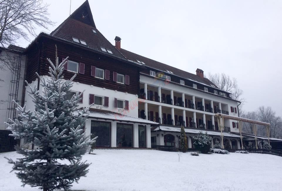 MARAMURES Craciun 2020 in Maramures,  Hotel Gradina Morii Sighetu Marmatiei