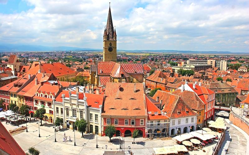 SIBIU Revelion 2021 in Sibiu