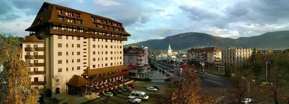 SUCEAVA Oferta de Paste 2020 Bucovina -  Hotel Best Western Gura Humorului
