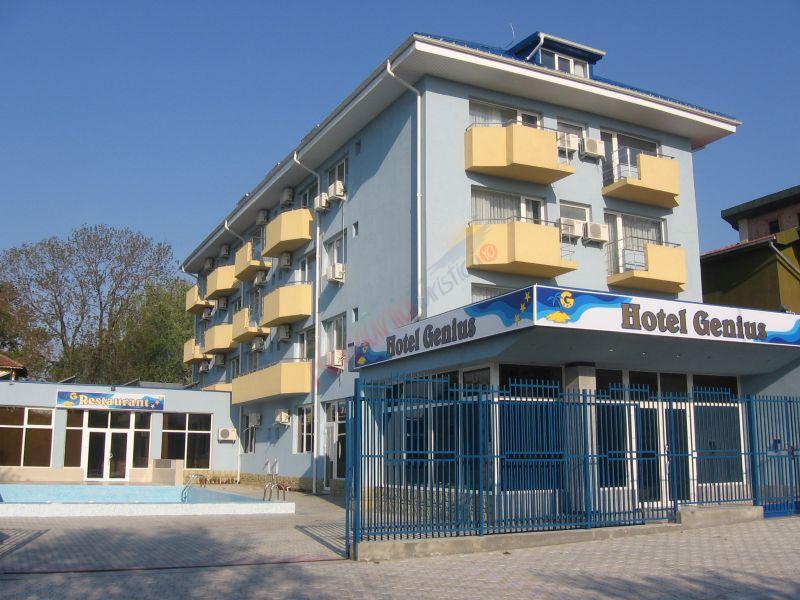 CONSTANȚA Oferta Litoral 2020 - Hotel Genius Eforie Sud