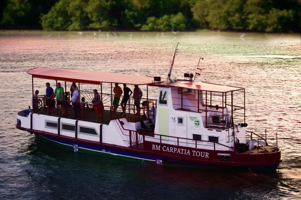 TULCEA Weekend de vis in Delta Dunarii