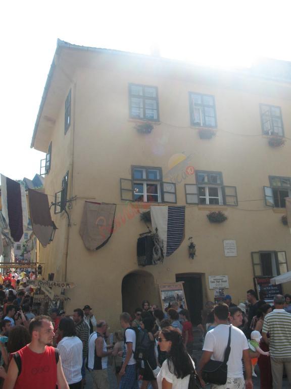 MURES Excursie Festival - Sighisoara Medievala