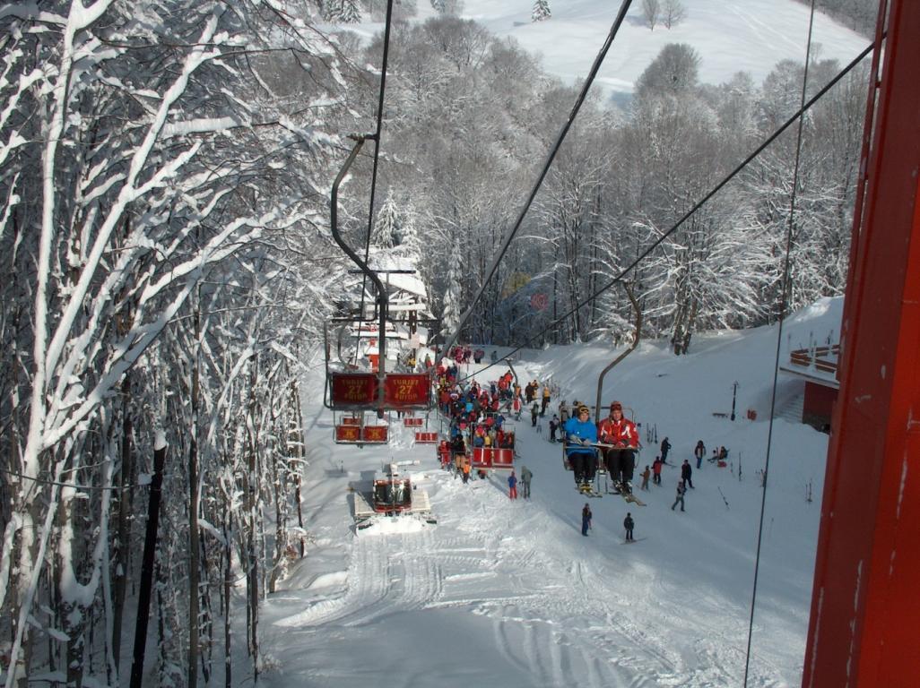 MARAMURES Anul Nou la Schi in Maramures 2018