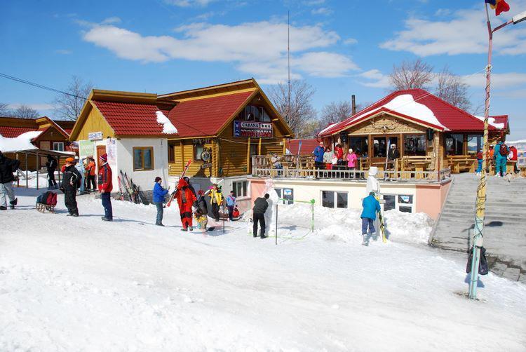 HUNEDOARA Revelion 2021 - Cabana Montana Straja