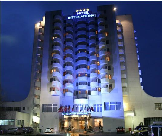 BIHOR Craciun 2020 - Hotel International Baile Felix