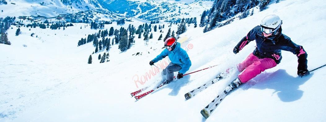 HUNEDOARA O saptamana la schi in Straja