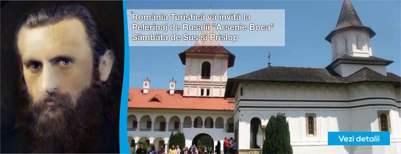 BRASOV Pelerinaj de Sfintele Sarbatori de Paste 2017 - Manastirea Sambata de Sus