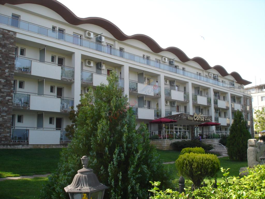 CONSTANȚA Oferta Litoral 2021 - Hotel Corsa Mangalia