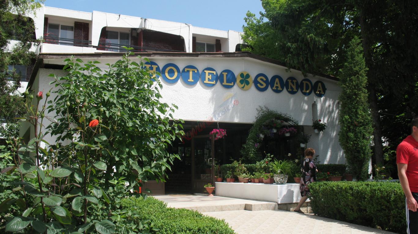 CONSTANȚA Oferta Litoralul pentru Toti  2021 - Hotel Sanda Venus
