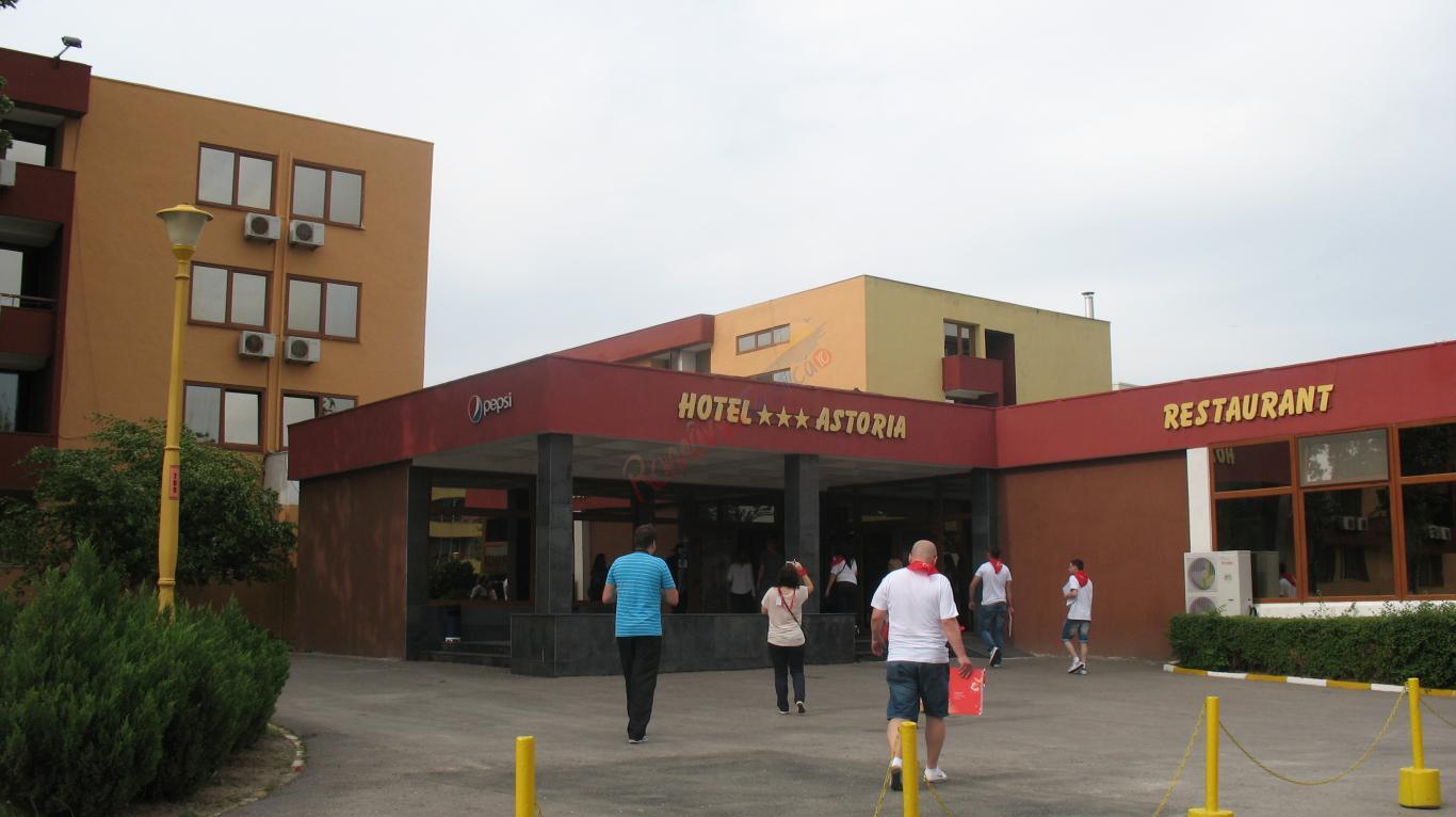 CONSTANȚA Oferta Litoral 2021 - Hotel Astoria Grand Mamaia