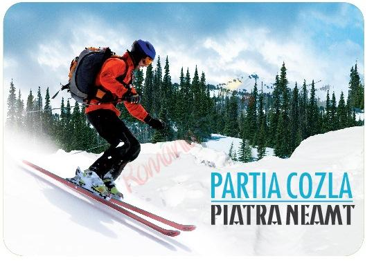 NEAMT Weekend la Ski Piatra Neamt