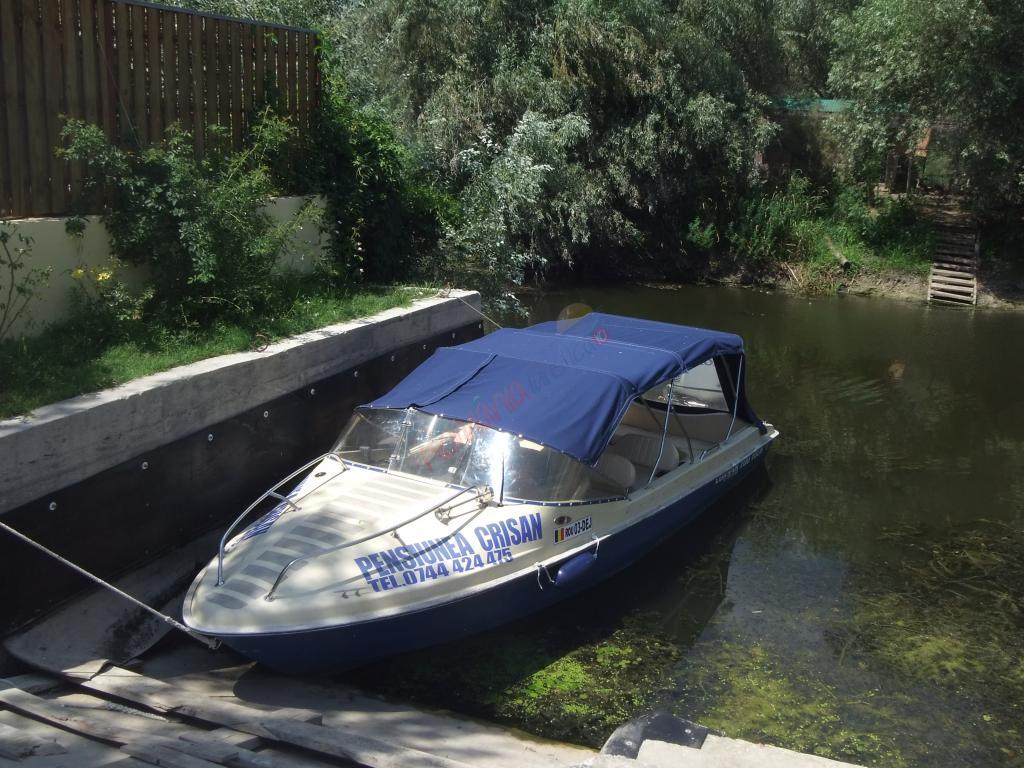 TULCEA Oferta Delta Dunarii 2018 - Pensiunea Ovidiu Crisan