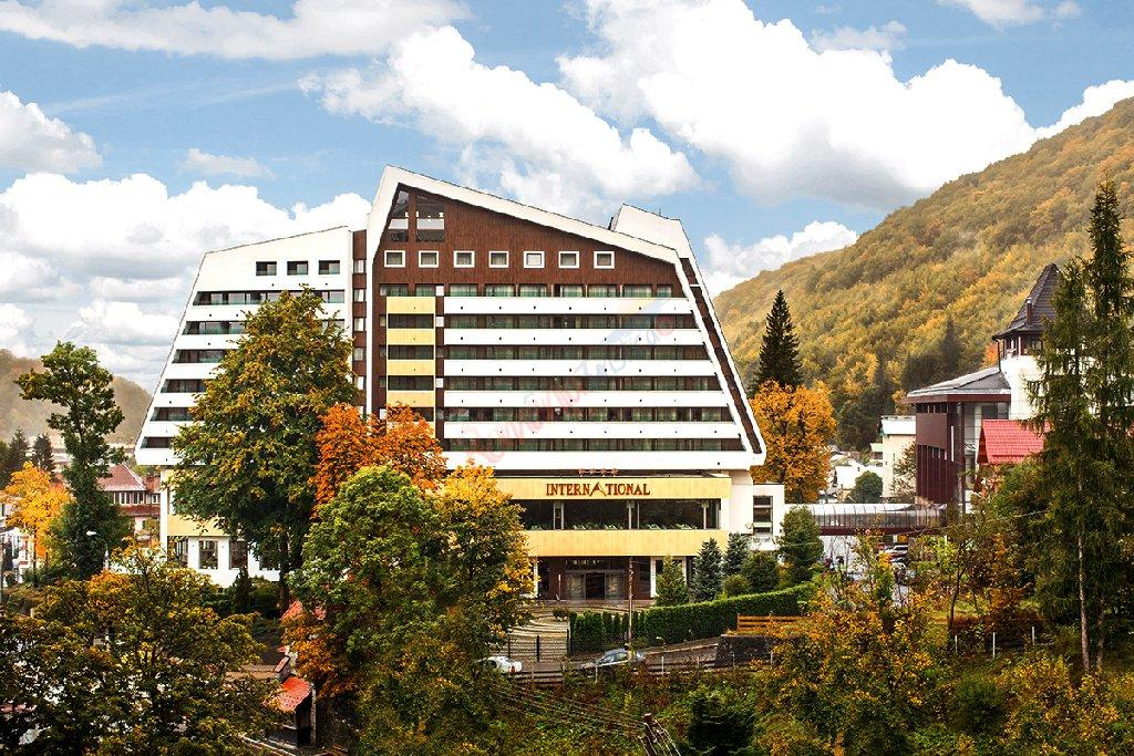 PRAHOVA Oferta la Munte 2021 - Hotel International Sinaia