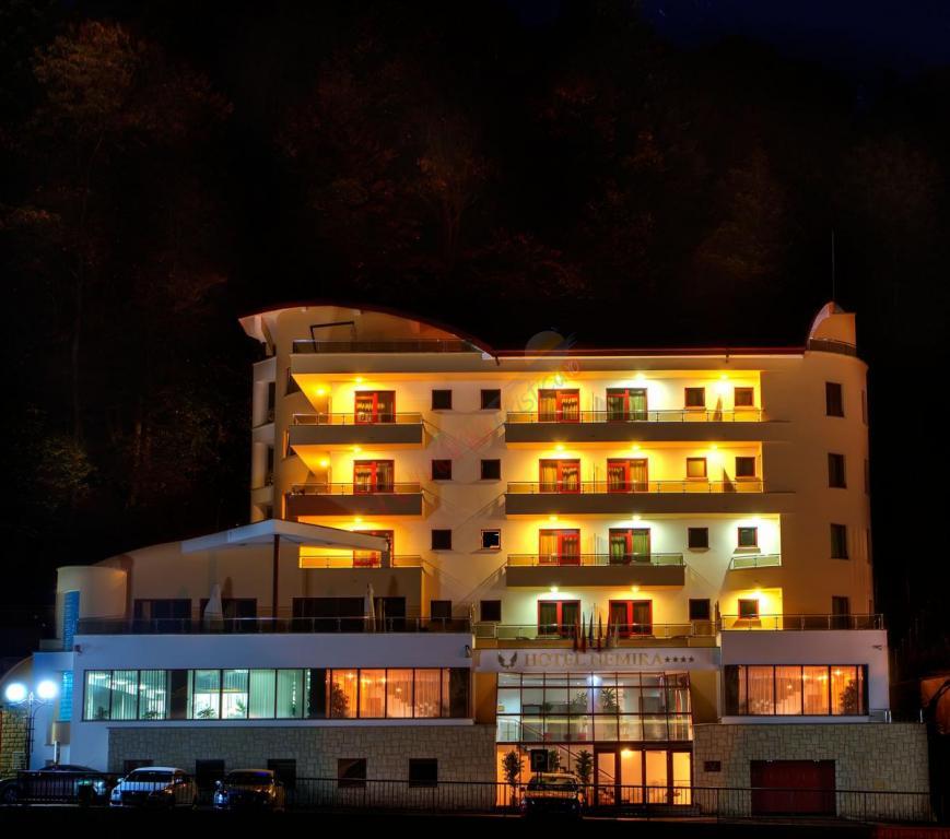 BACAU Oferta la Munte 2020 - Hotel Nemira Slanic Moldova