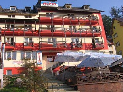HUNEDOARA Oferta la Munte 2020 - Vila Alpin Straja