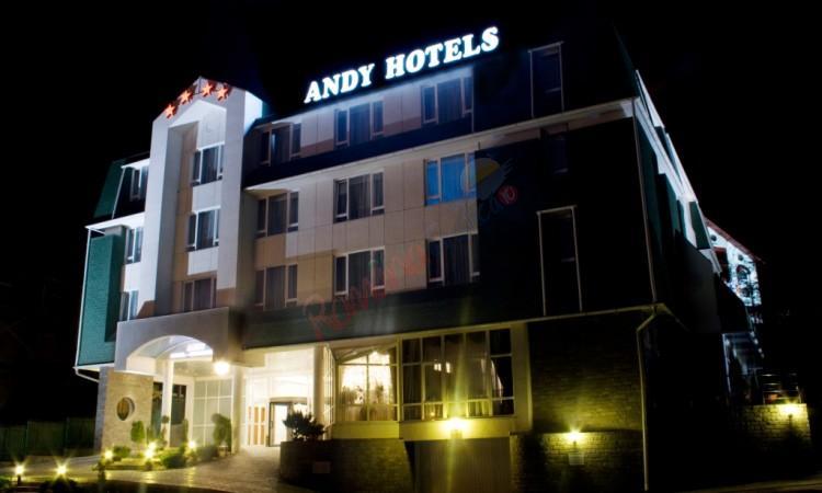 BRASOV Revelion 2021 - Hotel Andy Predeal