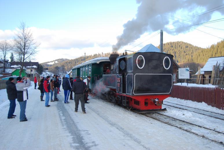 SUCEAVA Revelion in Bucovina cu Mocanita  Hutulca  Moldovita