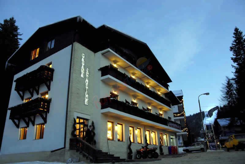 BRASOV Craciun 2017 - Hotel Cabana Schiorilor Predeal