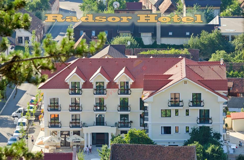BRASOV Revelion 2021 - Hotel Radsor Rasnov