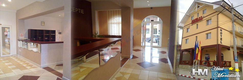 CONSTANȚA Ofertă Litoral 2017 - Hotel Meridian Costinesti