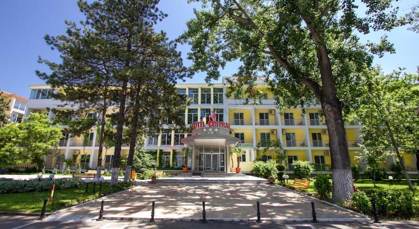 CONSTANȚA Oferta Litoral 2018 - Hotel Central - Mamaia