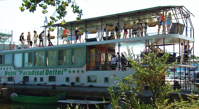 TULCEA Croaziera de Lux in Delta Dunarii