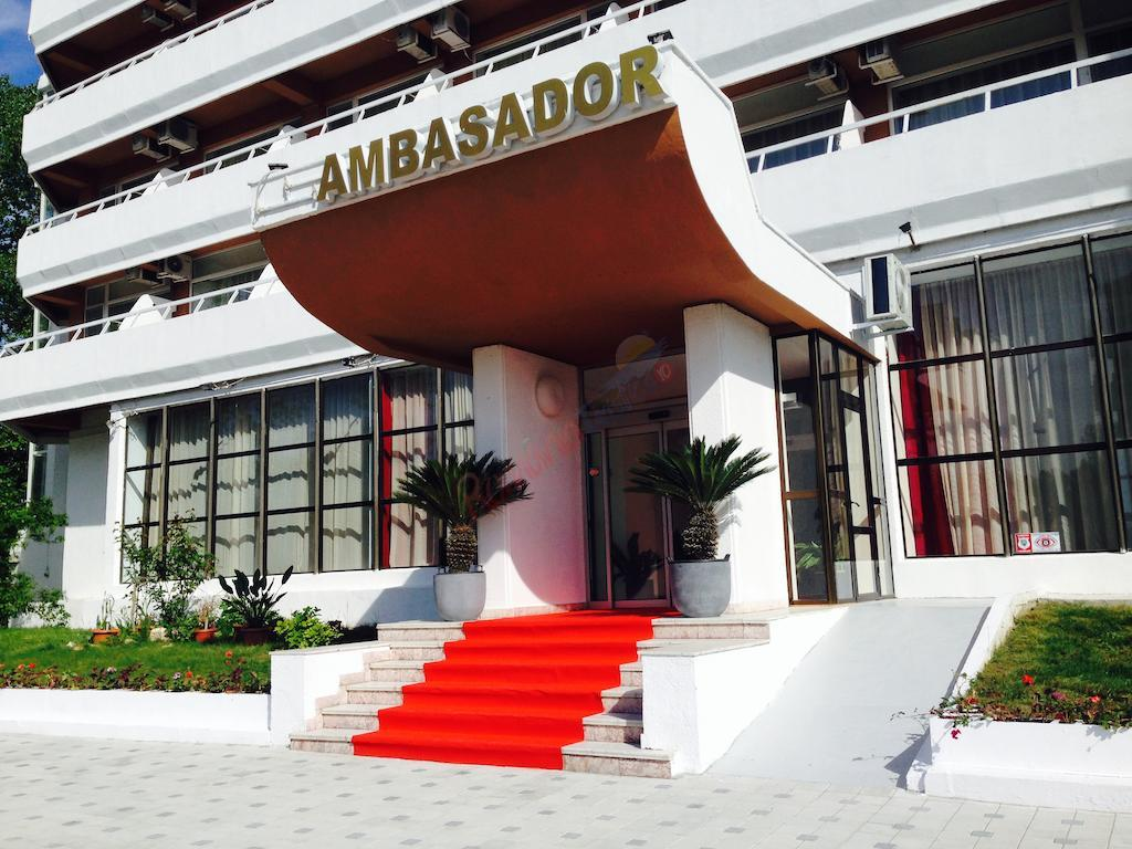 CONSTANȚA Oferta Litoral 2021 - Hotel Ambasador  Mamaia