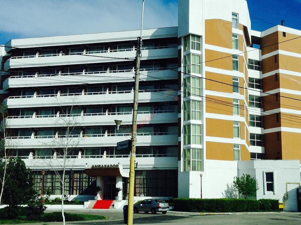 CONSTANȚA Oferta Litoral 2018 - Hotel Ambasador - Mamaia